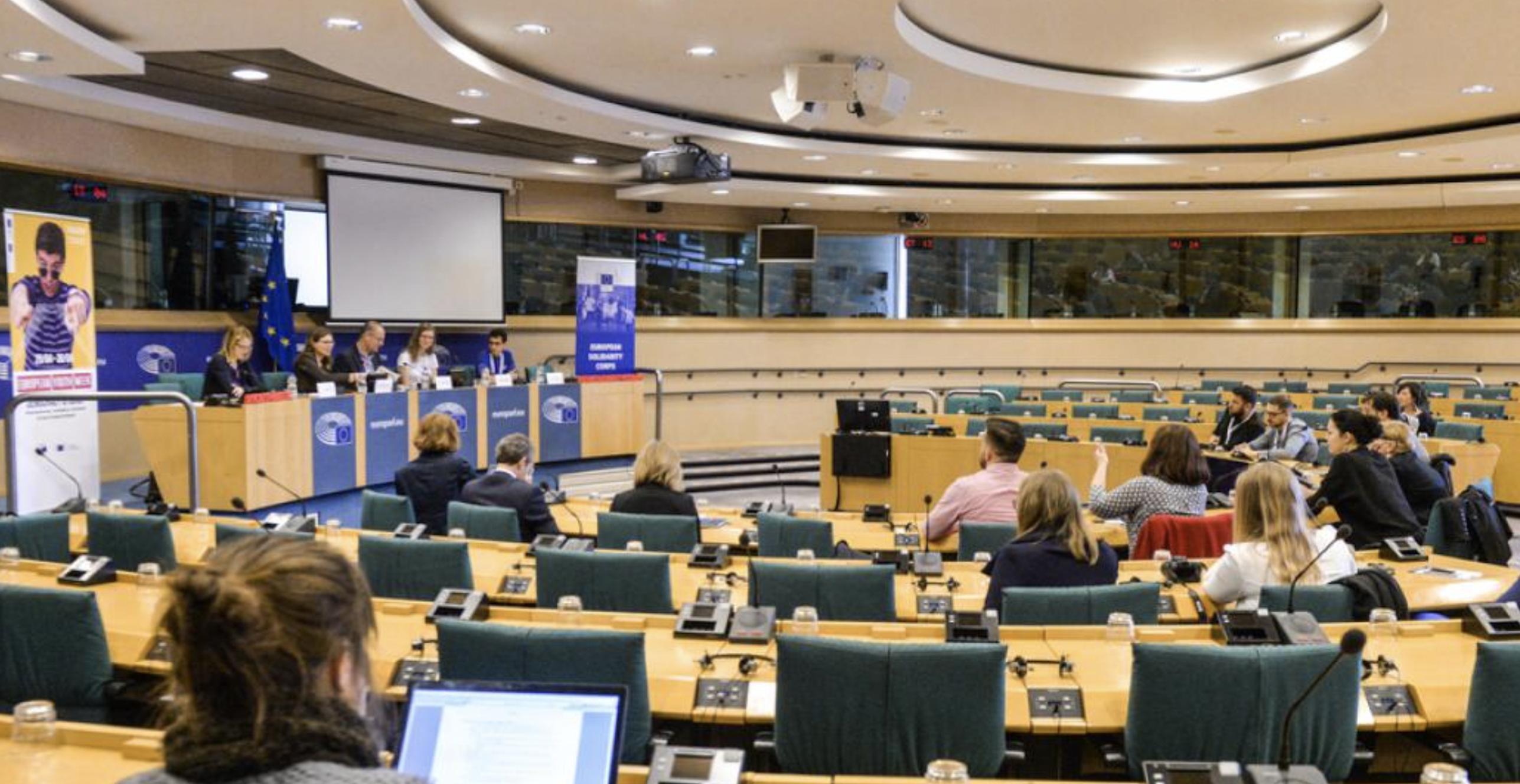 eu youth dialogue